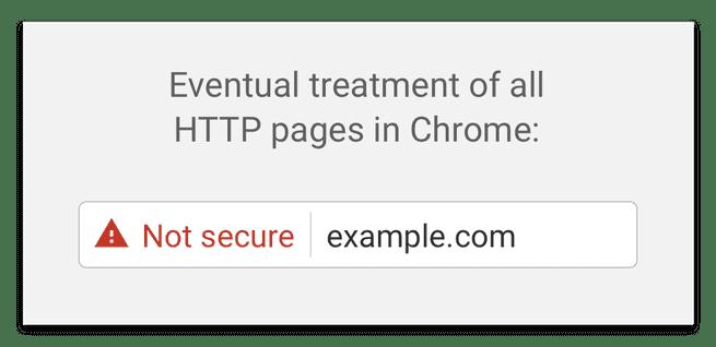 Chrome veiligheid https