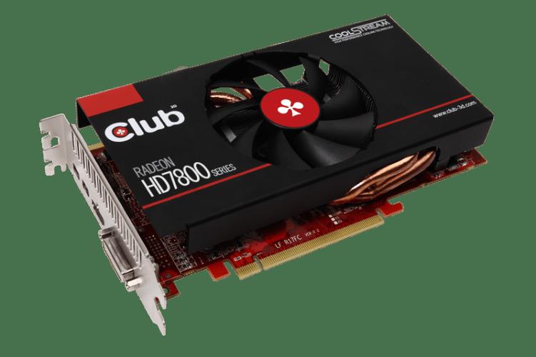 Club 3D Radeon HD 7870