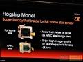 Alpha DSLR-A900 - verschil in sensors