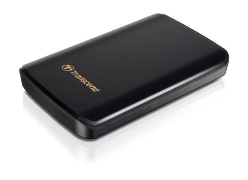 Transcend StoreJet TS500GSJ25D3 500GB Zwart
