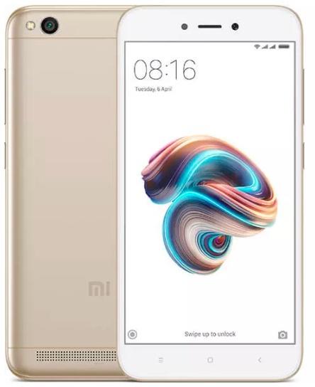 Xiaomi Redmi 5A Goud