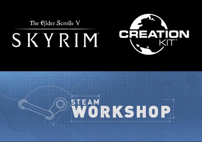 skyrim steam workshop