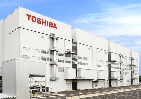 Toshiba-Sandisk Fab 5