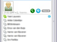 Skype for Windows 3.0 beta screenshot