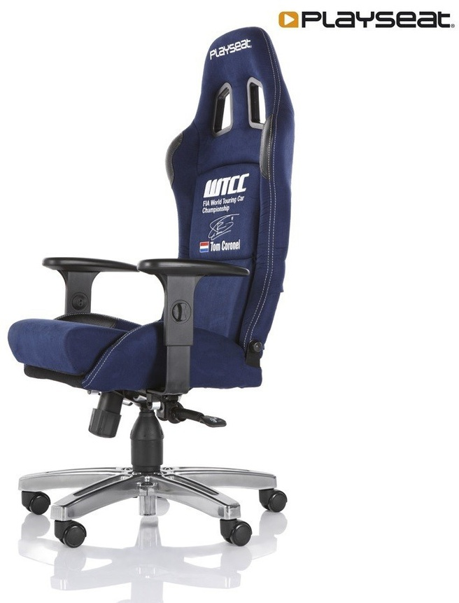 "Playseat Office Chair - WTCC ""Tom Coronel"""