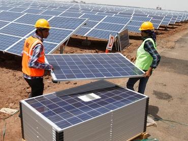 Gujarat zonnecentrale