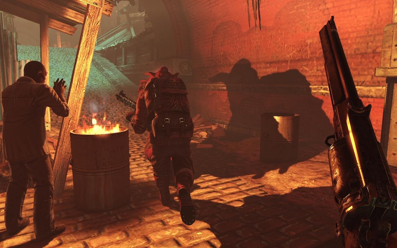 Handon BioShock: Infinite