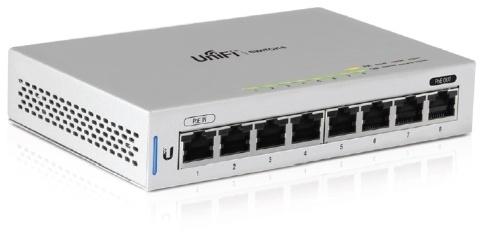 Ubiquiti UniFi Switch 8 Poort (US-8)