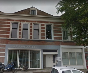 Locatie eerste pand Tweakers in Vlaardingen. Foto: Google Street View