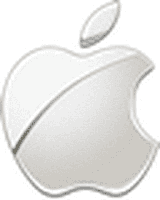 Apple logo (75 pix)