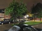 Smartphonecameratest matige lichtomstandigheden nachtmodus Huawei P30 Pro