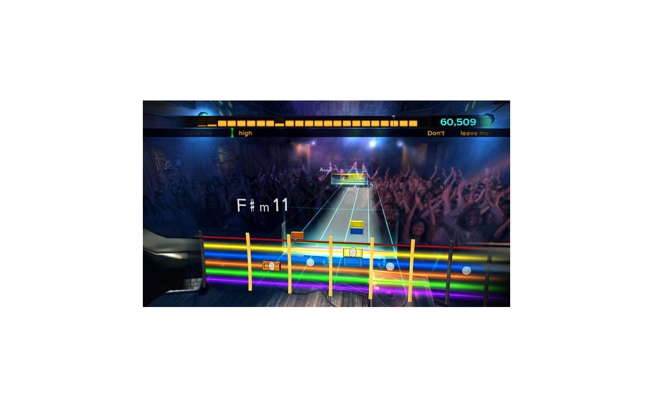 Rocksmith, PlayStation 3