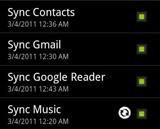 Google Music Sync