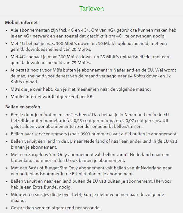 KPN EU Informatie