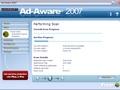 Ad-Aware 2007 - scan in progress