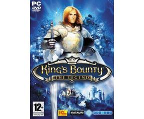Packshot voor King's Bounty: The Legend