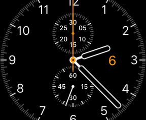 Interface watchOS