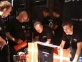 MSI Overklok Challenge 2008 - In de laatste minuten nog snel een benchmark uitvoeren
