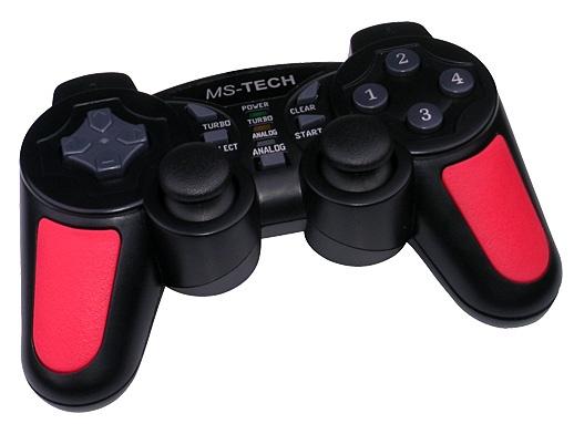 MS-Tech LS-15 Gamepad (USB)