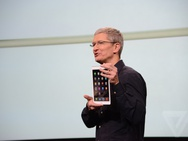 Presentatie iPad Air 2 en iPad mini 3
