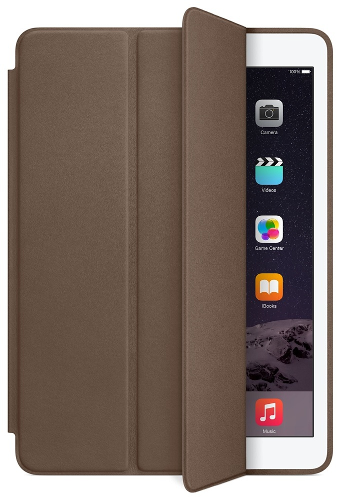 Apple iPad Air 2 Smart Case Olijfbruin - Reviews