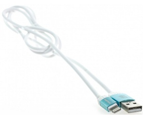 Remax Lovely USB naar Lightning Data Kabel - Blauw (1m)