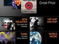 Google Music Belgie