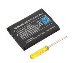 2000mAh 3.7V Rechargeable Battery Pack for Nintendo 3DS