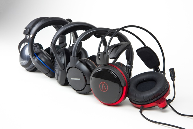Gaming headsets tussen 200 en 300 euro