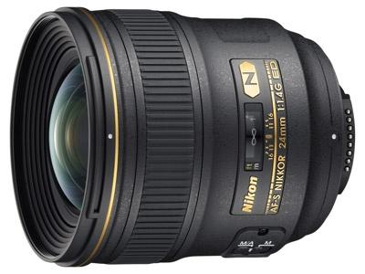Nikon AF-S 24mm F/1.4G