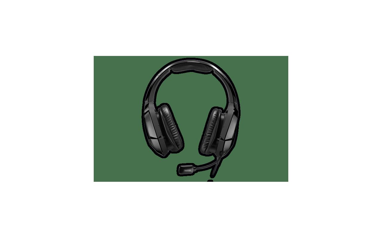 tritton headset pro  true 5 1  ps4  ps3  xbox360  zwart