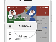 Gmail All Inboxes iOS