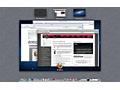 OS X Lion: Multitouch en Mission Control
