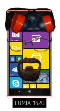 Nokia Lumia 1520 Mr White