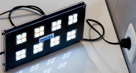 Philips oled lichtnet