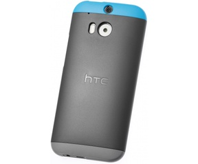 HTC Double Dip Hard Shell HC V940 One (M8) Grey/Red