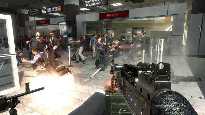 Call of Duty: Modern Warfare 2 - No Russian