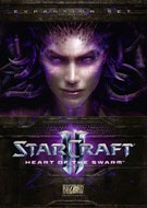 Box StarCraft II: Heart of the Swarm