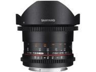 Goedkoopste Samyang Optics 8mm T3.8 VDSLR UMC Fish-eye CS II (FT)