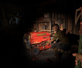 Raytracing in Dying Light 2