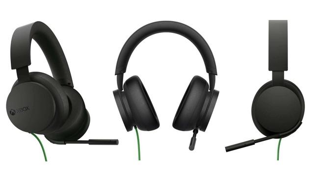 Microsoft Xbox-stereoheadset