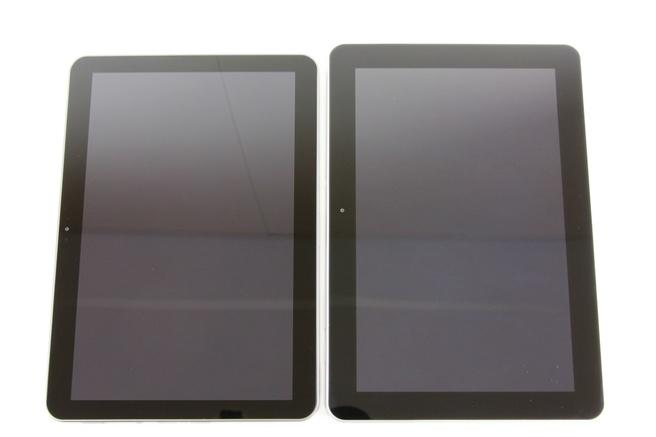 Samsung Galaxy Tab 10.1 vs 10.1v