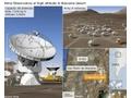 Antennes van de Alma-telescoop