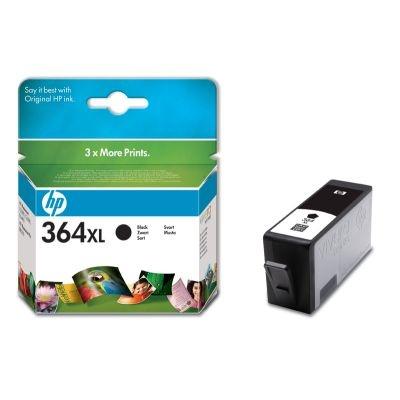 HP HP Cartridge 364 XL, Zwart (CB321EE)