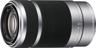 Sony 55-210mm Zoom Lens
