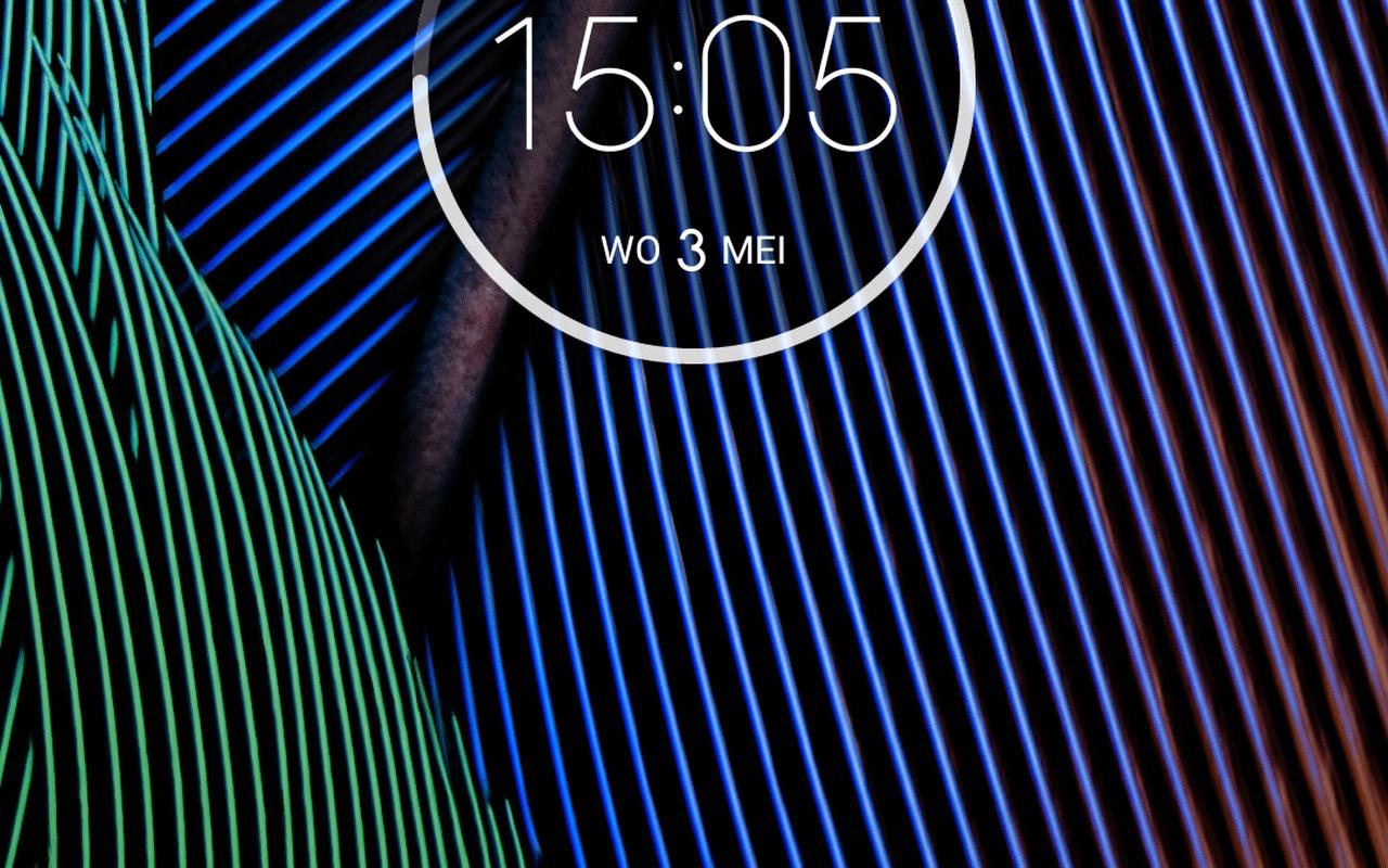 Software Moto G5 Plus