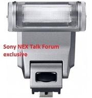 Sony NEX-fliters