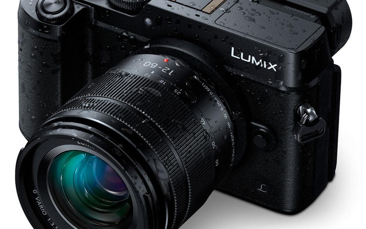 Panasonic Lumix G 12-60mm OIS