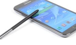 Samsung Galaxy Note II: smartphone van formaat