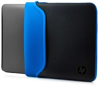 HP 15.6 Chroma sleeve Black/Blue